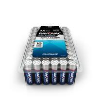 Rayovac High Energy Alkaline AA/1.5-Volt Battery (60-Pack)
