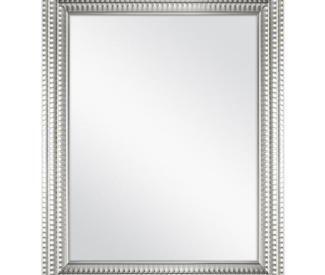 In X  In Framed Fog Free Wall Mirror