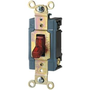 Eaton 15 Amp 120277Volt Industrial Grade Toggle Switch