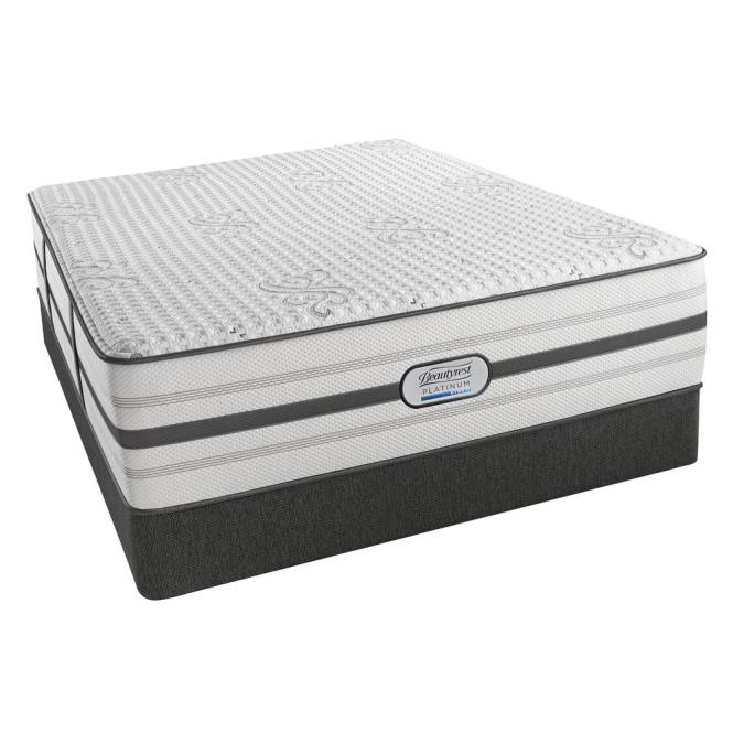 Beautyrest West Bay King Size Luxury Firm Mattress Set