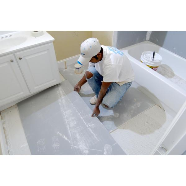 Accounts Opened in Store. Reviews For Densshield Gypsum Backer Board 1 2 In X 2 7 Ft X 5 Ft Tile Backer 008590 The Home Depot