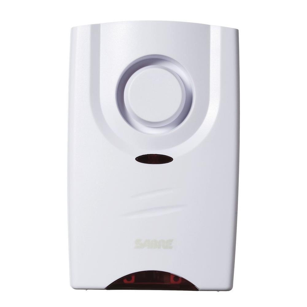 Sabre Home Alarm Siren Indoor Wp Is The Home Depot