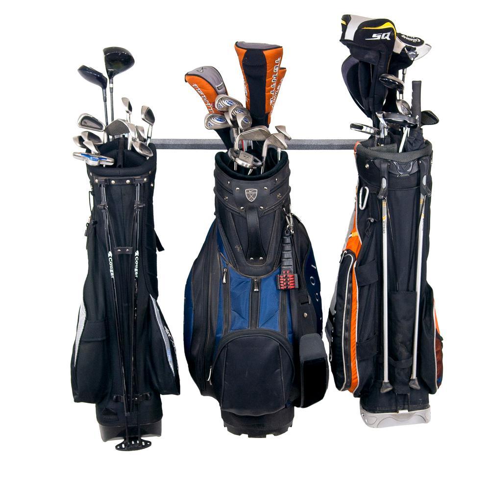 How to Choose a Golf Gear Rack