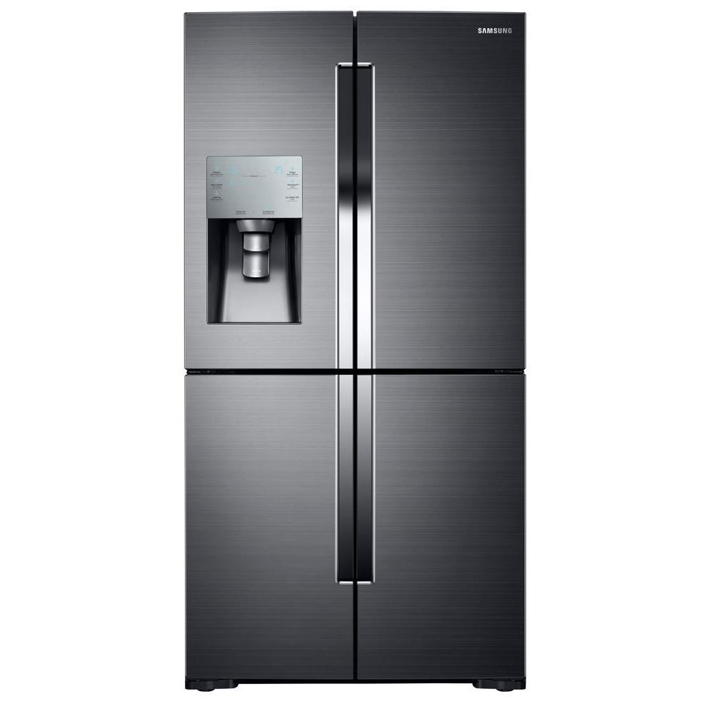 Lg Freezer Black Bottom Refrigerator