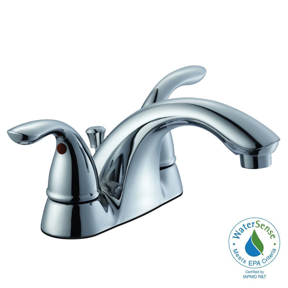 glacier bay mandouri 4 centerset 2 handle high arc bathroom faucet 67513w 6a01 home improvement kitchen faucets