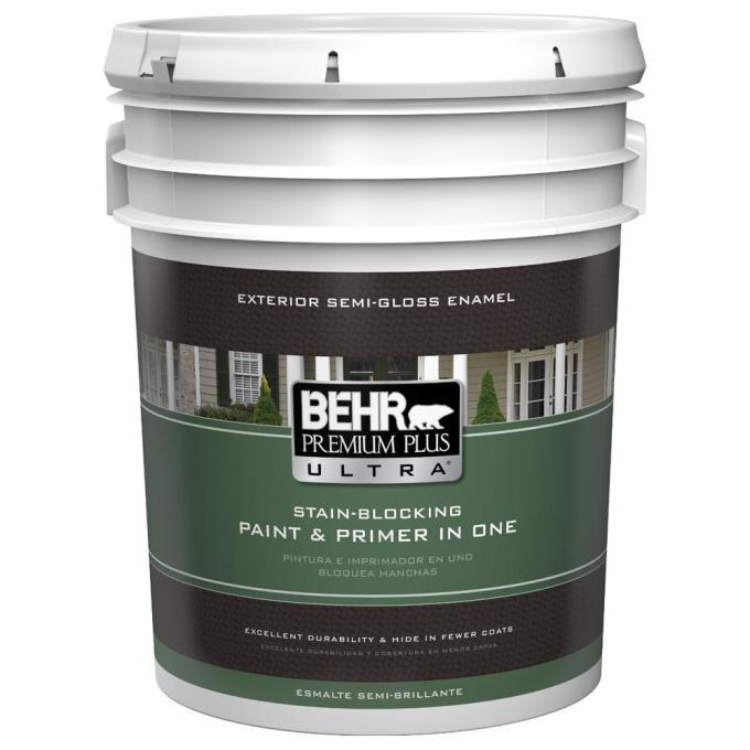 Behr Premium Plus Ultra Interior Semi Gloss Enamel