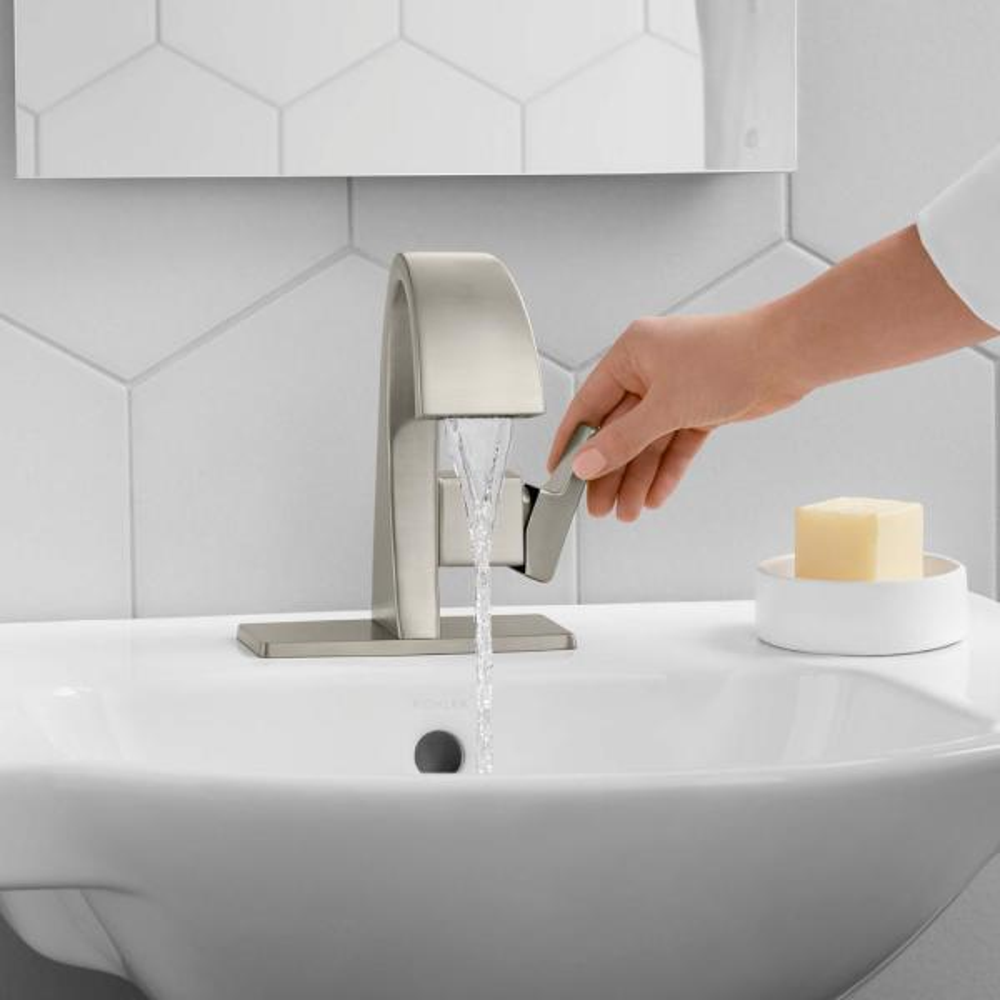 kohler katun single handle bathroom