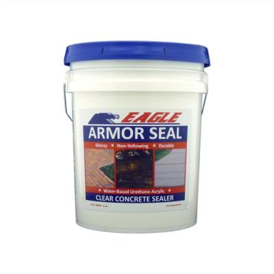 Eagle 5 gal. Gloss Coat Clear Wet Look Solvent-Based Acrylic