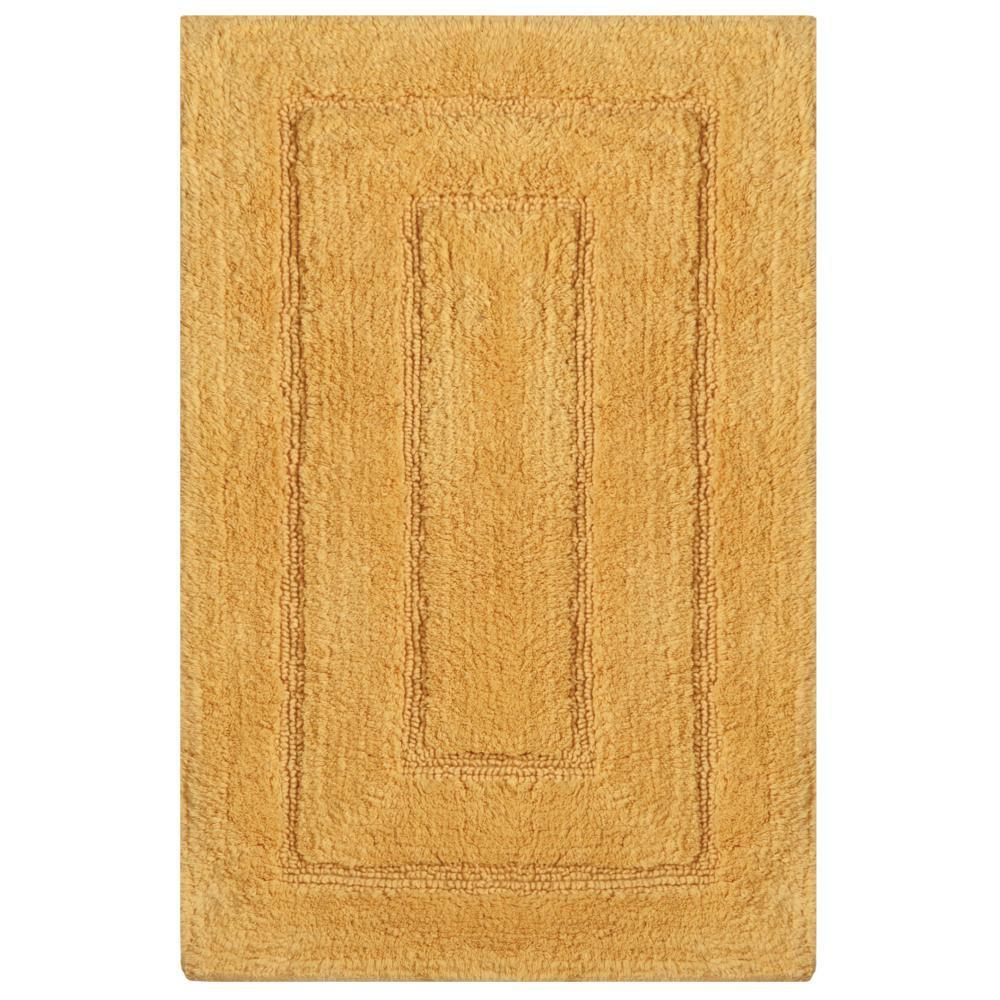 gold - bath rugs & mats - mats - the home depot