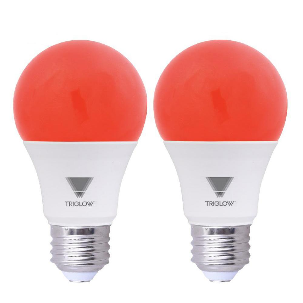 Red Light Bulbs