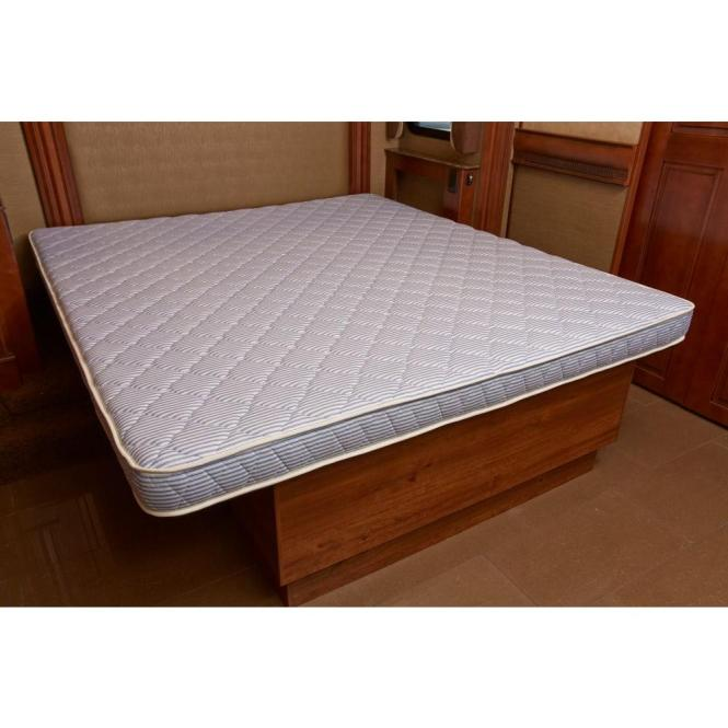 Innere Luxury Products Rv Camper Queen Size High Density Foam Mattress 6080 The Home Depot