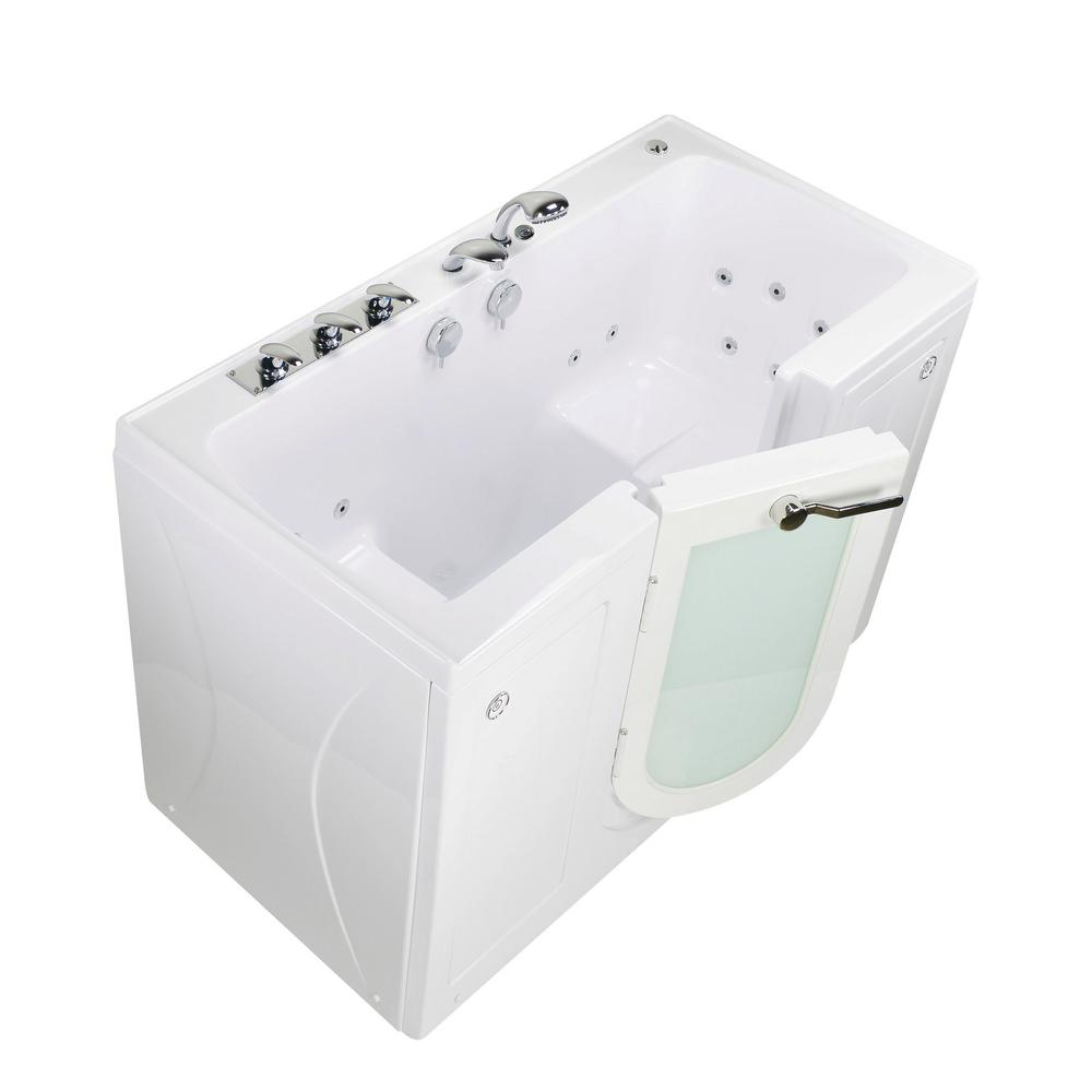 Two Person Heated Whirlpool Bathtubs