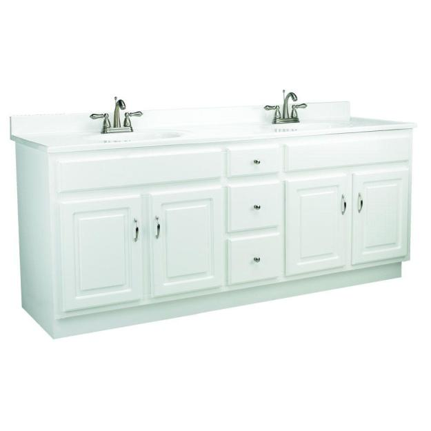 72 inch vanities - single sink - bathroom vanities - bath - the home