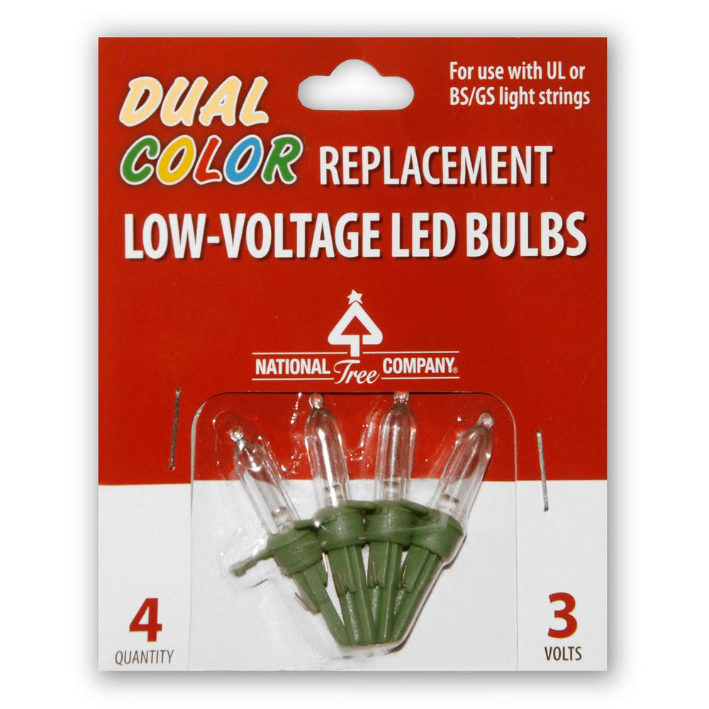 Christmas Light Bulbs Replacements