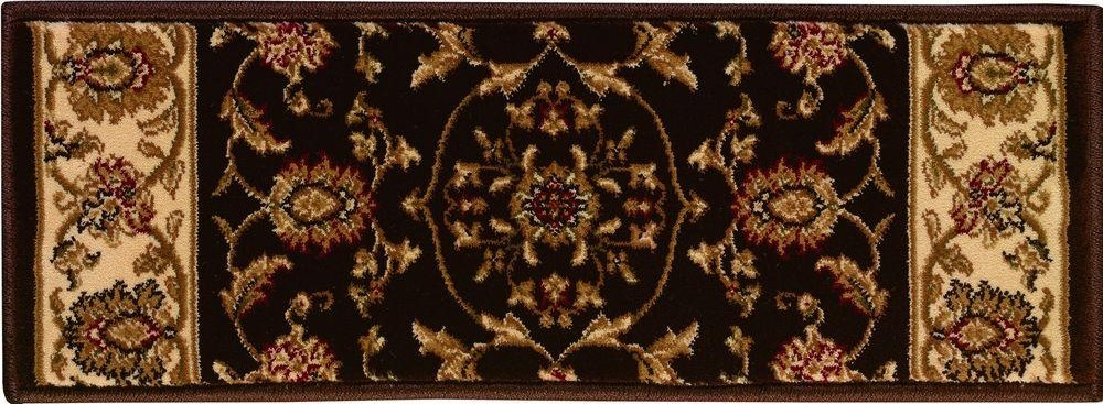 Olefin Stair Tread Covers Rugs The Home Depot   Oriental Rug Stair Treads   Flooring   Amazon   Non Slip   Bullnose Stair   Kings Court