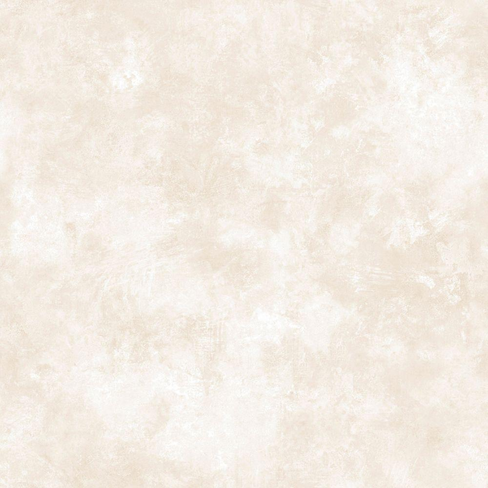 Chesapeake Evan Beige Patina Texture Wallpaper DLR14137