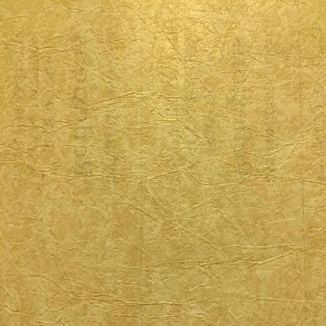 Antique Gold Rice Paper Textured Rice Paper Wallpaper