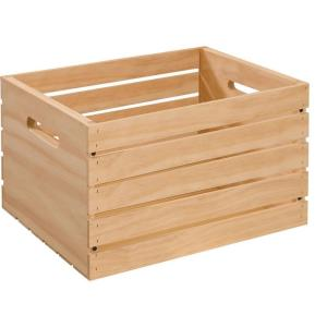 Adeptus 95 In X 18 In X 125 In Wooden Flat Pack Crate 90060 The Home Depot