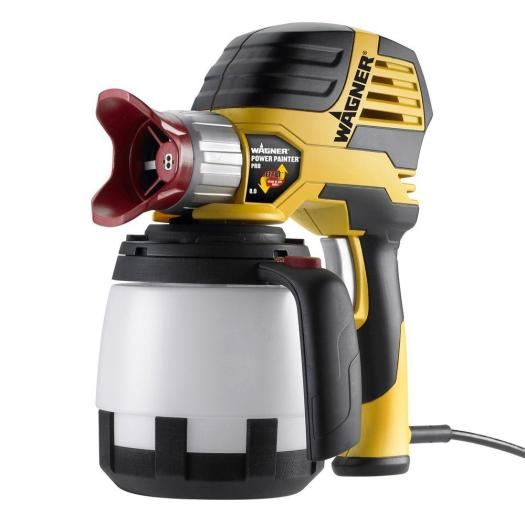 Wagner Power Painter Pro Airless Hand Held Paint Sprayer 0525029 The