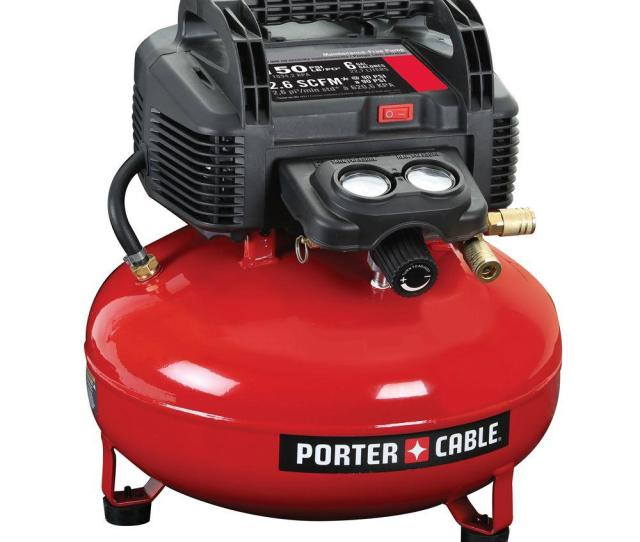 150 Psi Portable Electric Pancake Air Compressor