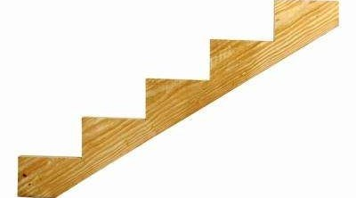 Outdoor Stair Stringers Deck Stairs The Home Depot | 2 Step Outdoor Stairs | Outdoor | Wooden | Free Standing | Cascading | Multi Colored