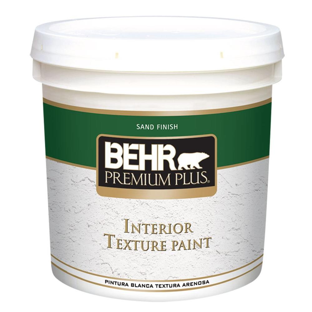 Textured Interior Paint