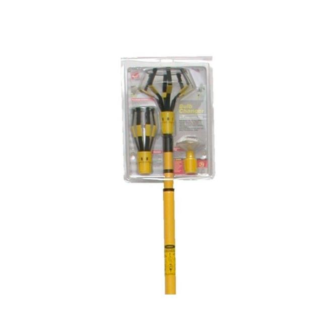 Pole Light Bulb Changer Kit With Attachments Ce 600sdlb12 The Home Depot