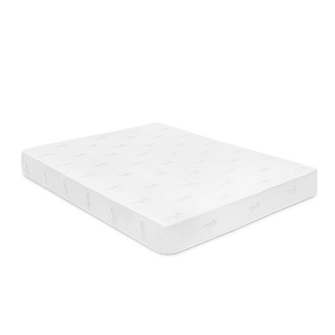 Angeland Twin Size 12 In Gel Memory Foam Mattress