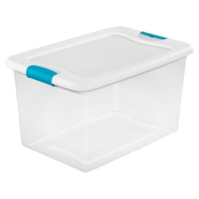 Sterilite 64 Qt Latching Storage Box