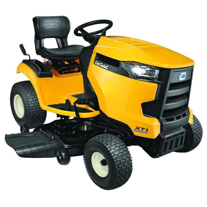 XT1 Enduro Series LT 46 in. 22 HP V-Twin Kohler Hydrostatic Gas Front-Engine Lawn Tractor
