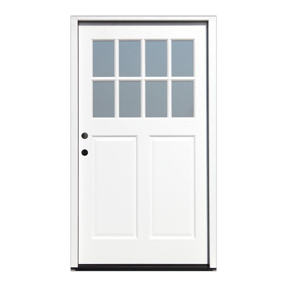 42 X 80 Front Doors Exterior Doors The Home Depot