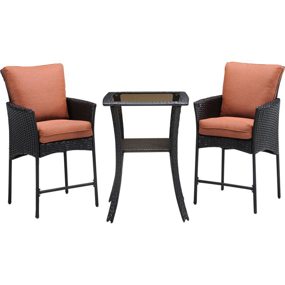 98 wicker patio furniture bar sets