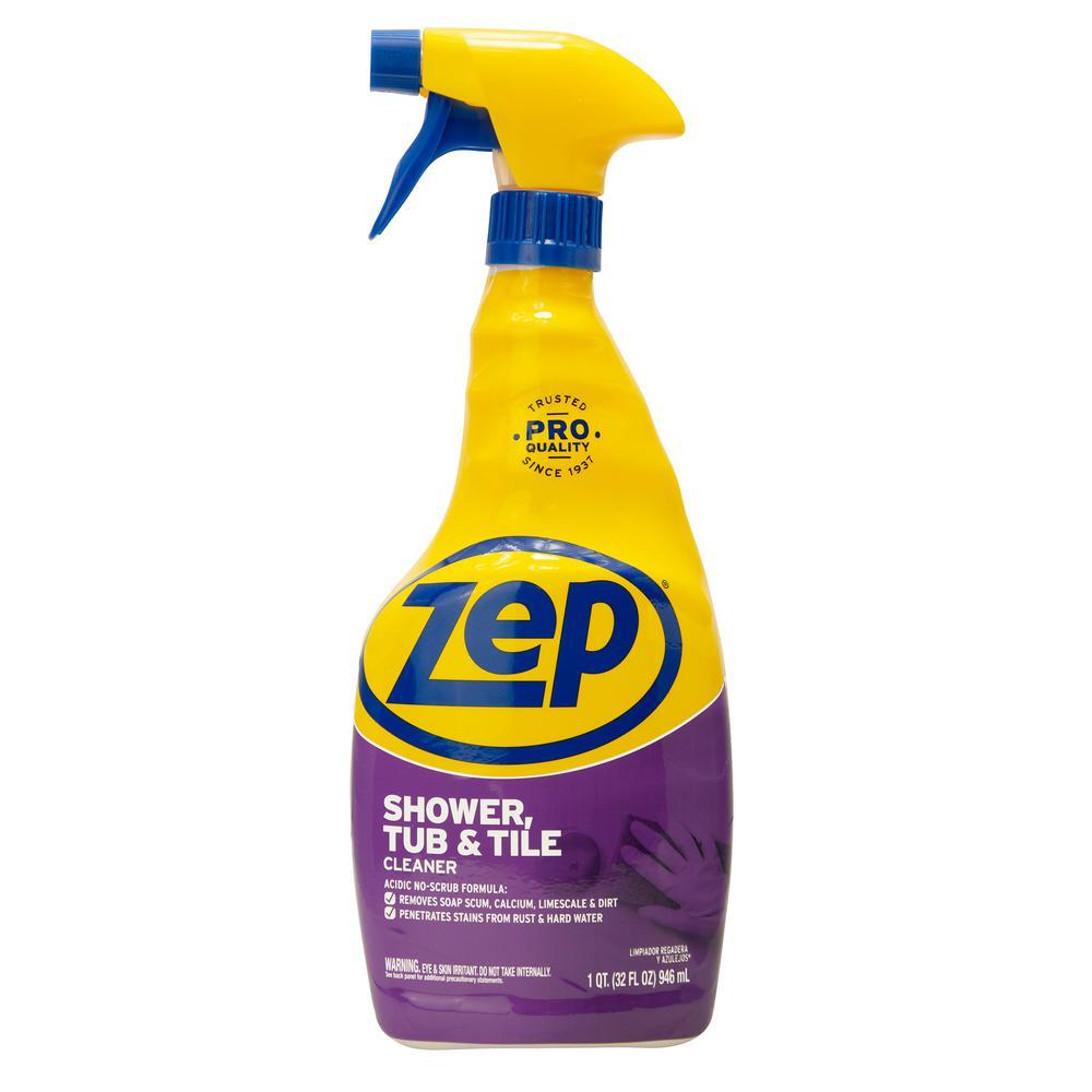 ZEP 32 Oz Shower Tub And Tile Cleaner ZUSTT32PF The