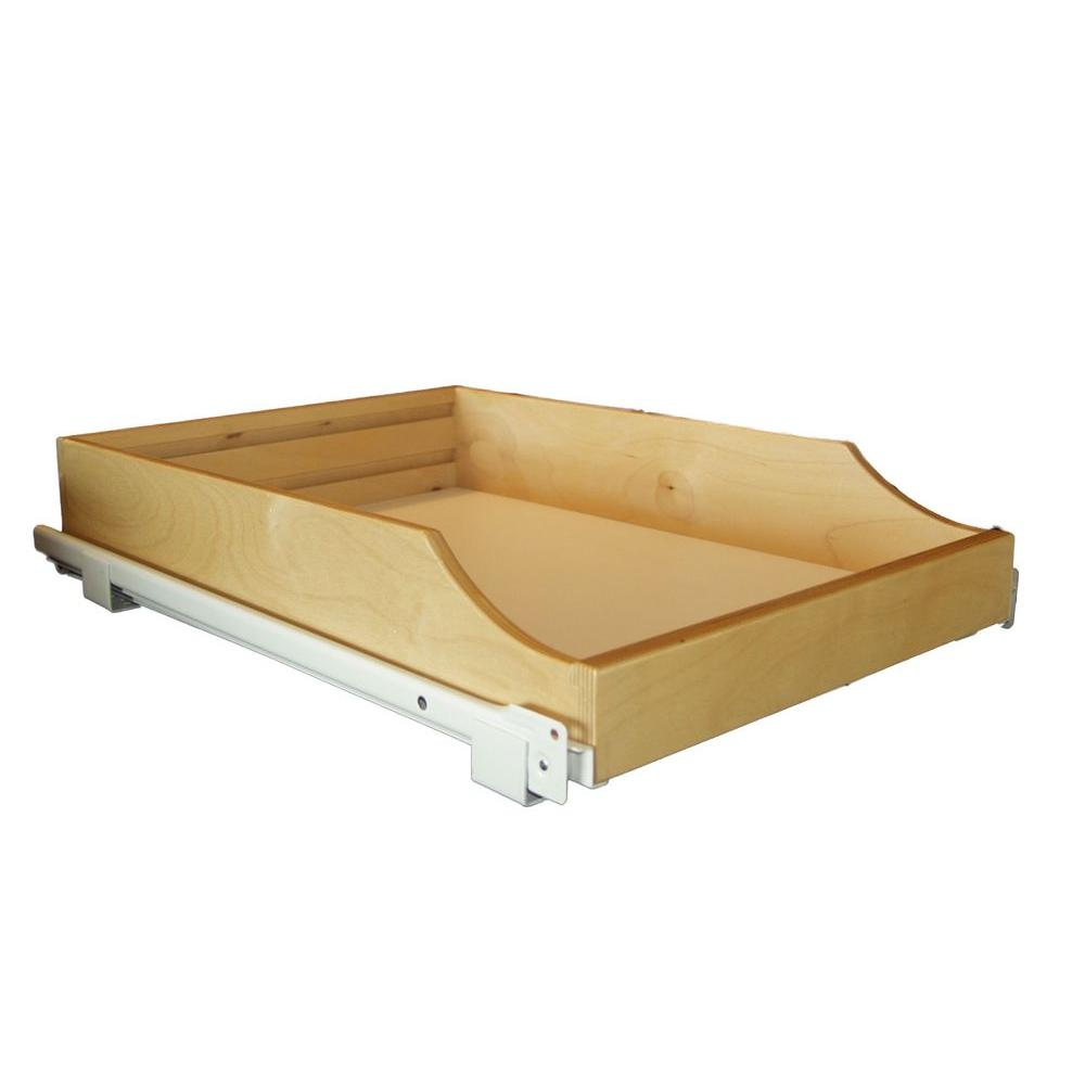 rolling shelves 19 in express pullout shelf rsxp19 the home depot