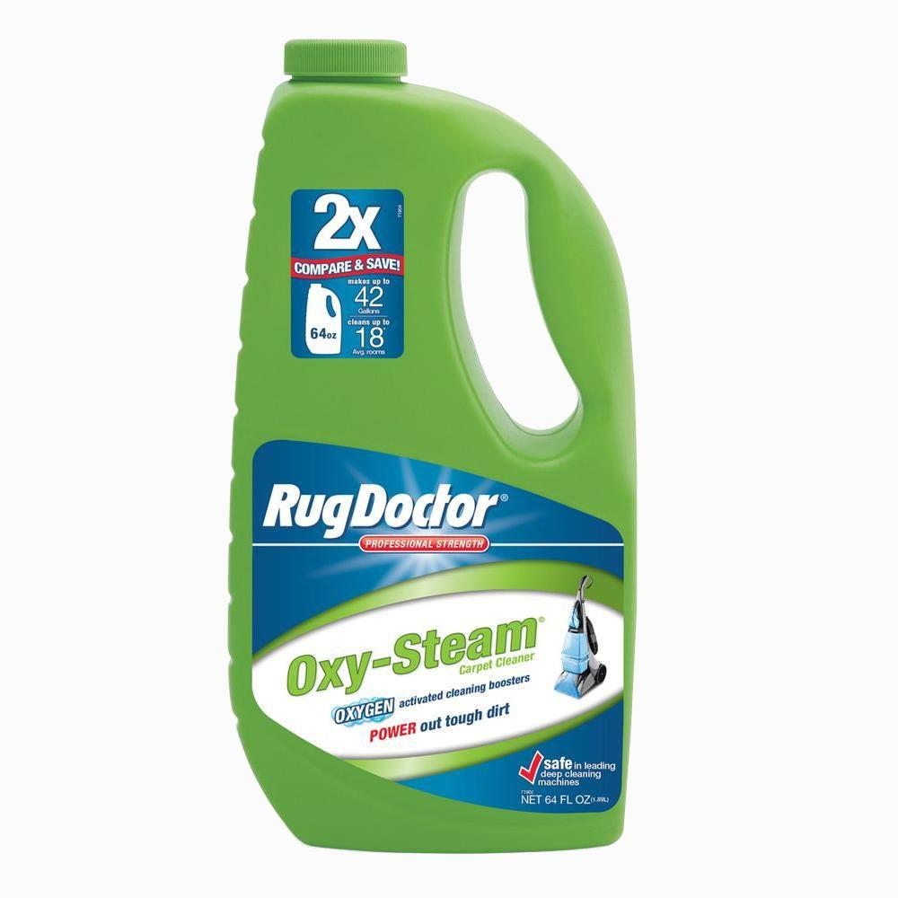 Rug Doctor 64 Oz Oxy Steam Carpet Cleaner 04110 The