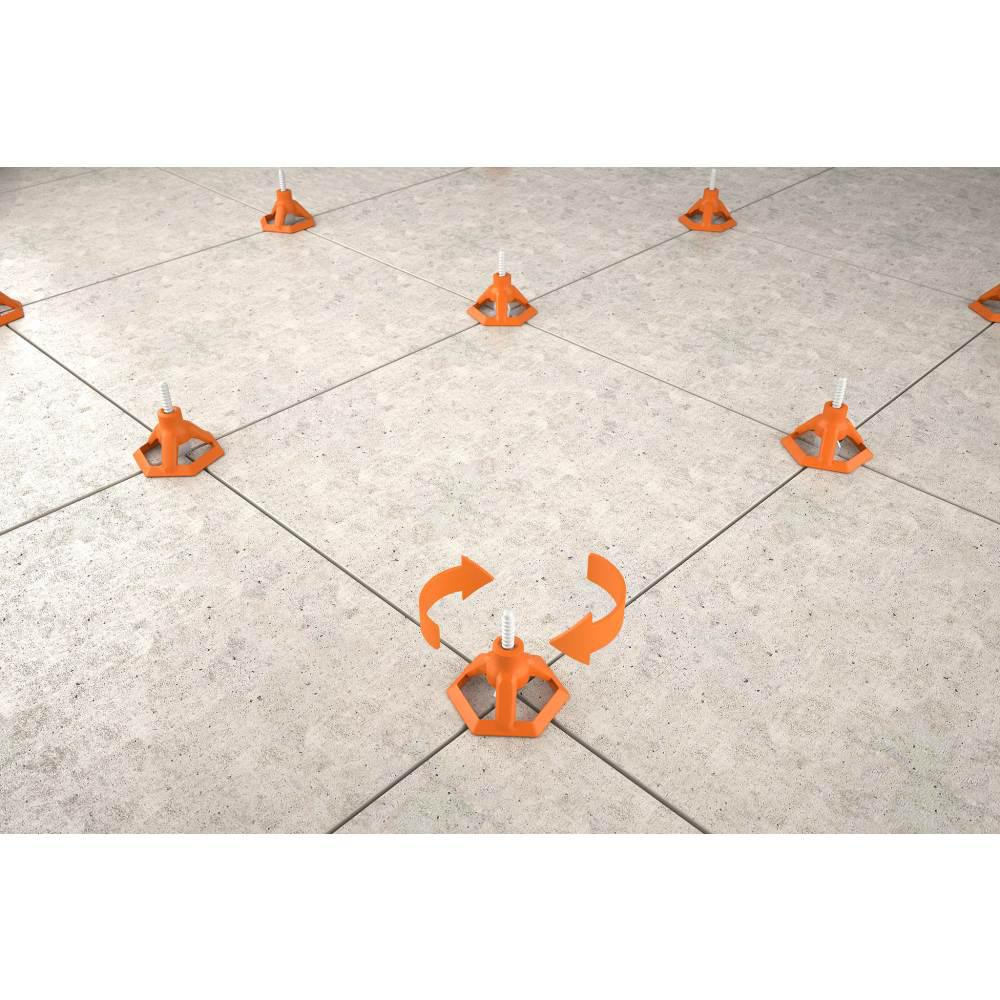 RIDGID professional levels are designed and built to last in the toughest job conditions. Ridgid Level Anti Lippage 100 Pcs Spacing System Flat Stem Tile Spacer Stems Home Garden Tipidkorpolri Home Improvement