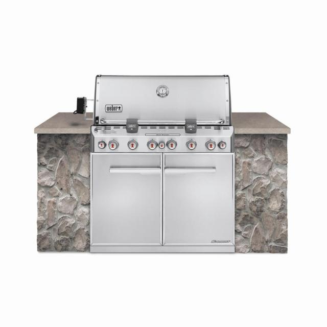 built-in grills - outdoor kitchens - the home depot