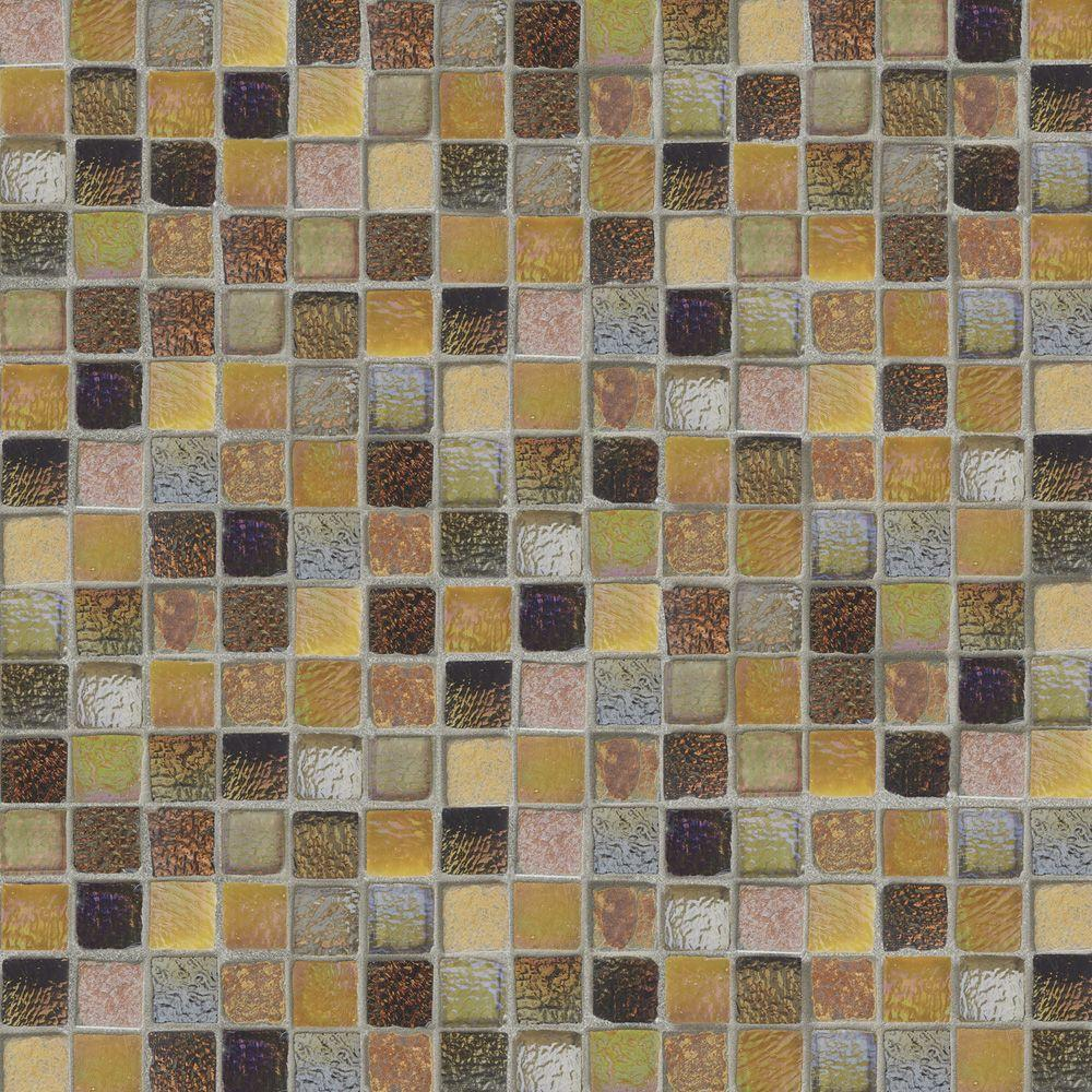 dolphin tail 9 75 in x 12 in x 6 mm glass mosaic tile 99492 206698017