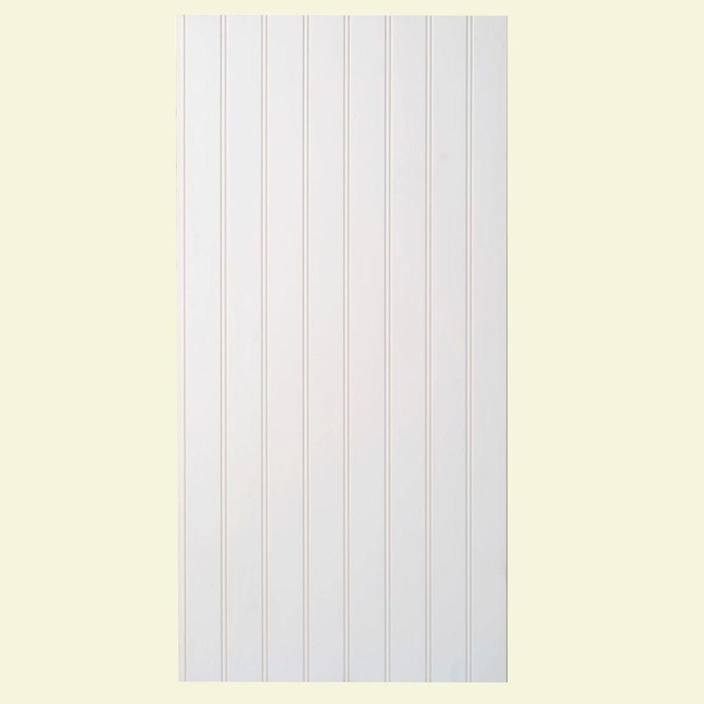 Supreme Wainscot 1 4 In X 16 32 White