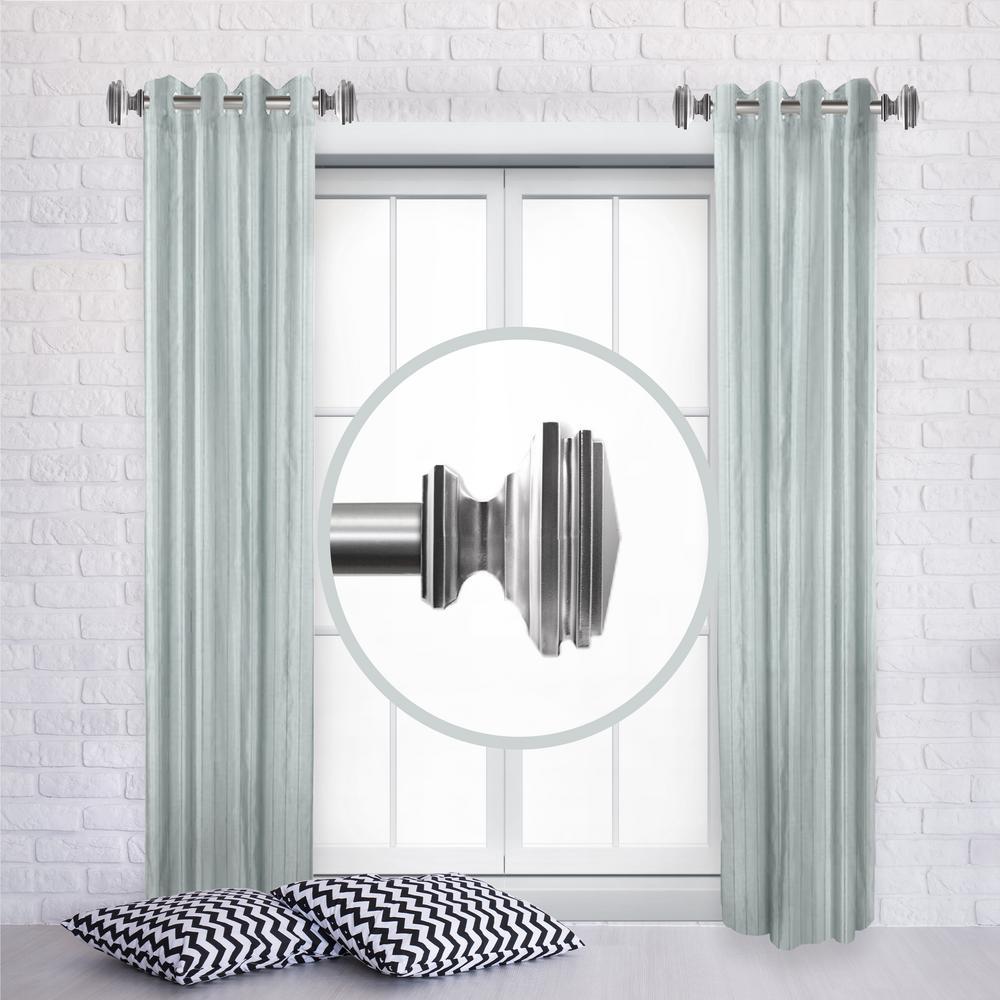 84 inch window curtain rods