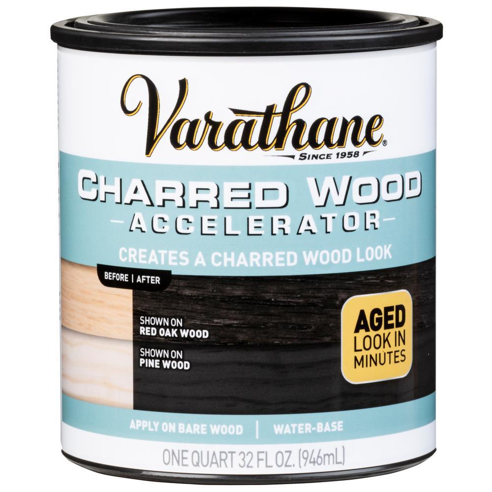 Weathered Wood Accelerator Varathane