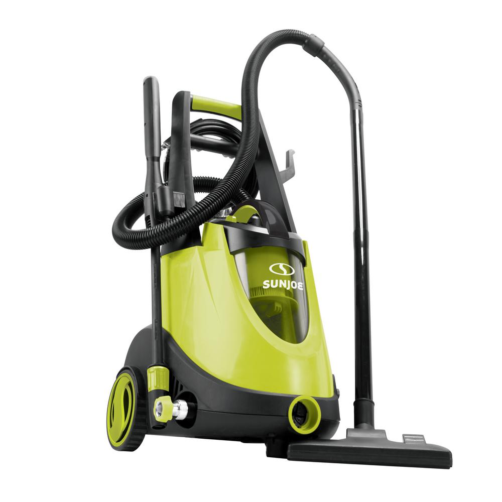 Sun Joe 1750 PSI 16 GPM 2 In 1 Electric Pressure Washer With Built In WetDry Vacuum System