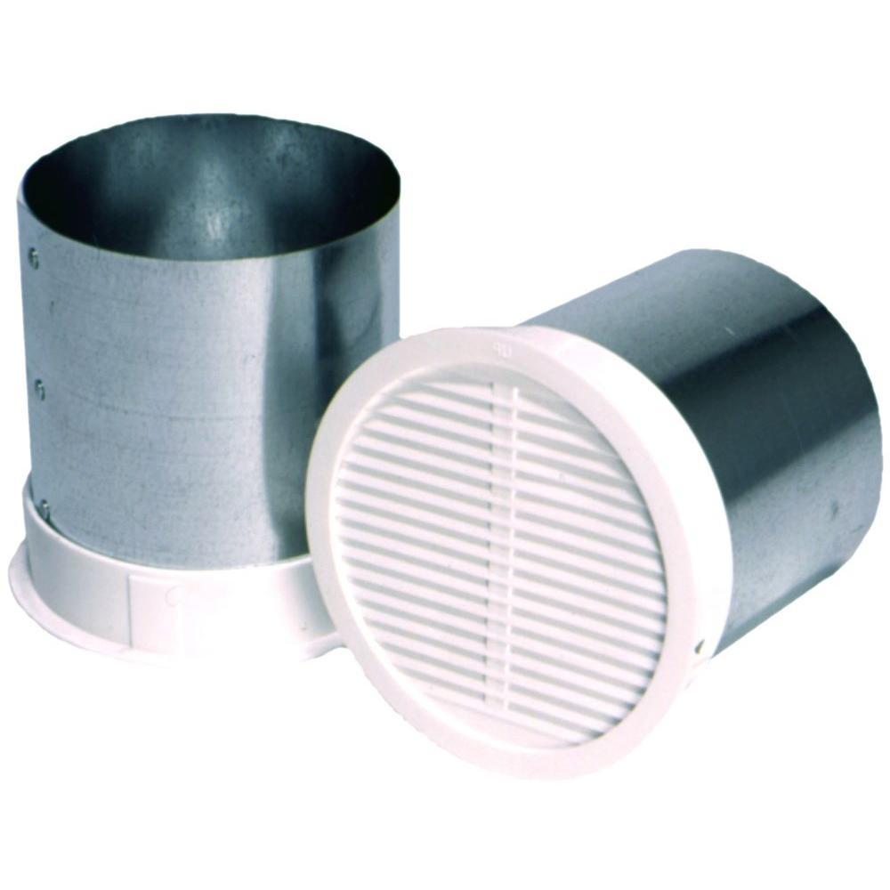 bathroom exhaust fan soffit vent kit