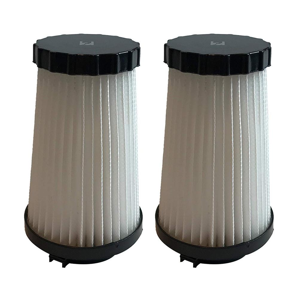Think Crucial 2 Pack Replacement F2 Filters Fits Dirt Devil Compatible With Part 3sfa11500x 3sfa11500x The Home Depot