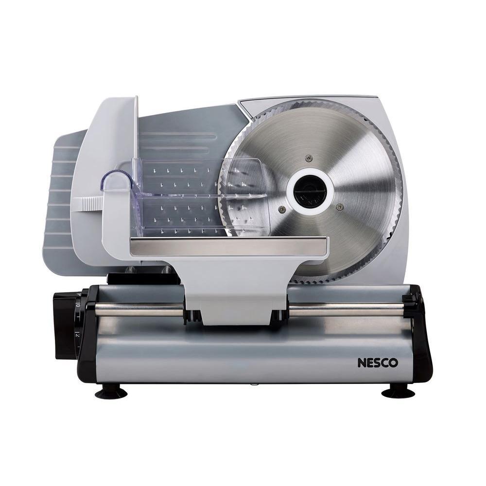 Nesco 180 Watt Food Slicer FS 200 The Home Depot