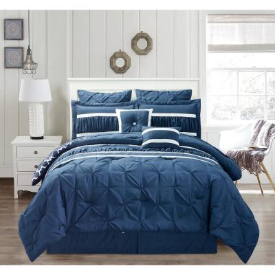 navy comforters bedding sets the