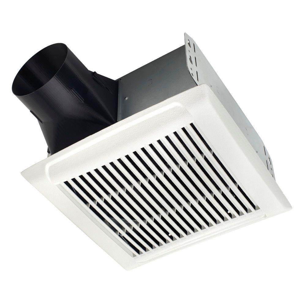 Nutone Invent Series  Cfm Ceiling Bathroom Exhaust Fan