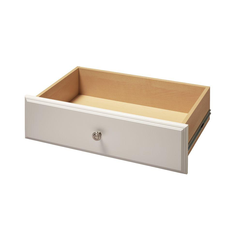 Martha Stewart Living 24 In X 8 In Classic White Deluxe