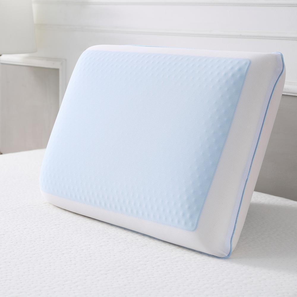 memory foam and gel pillow online