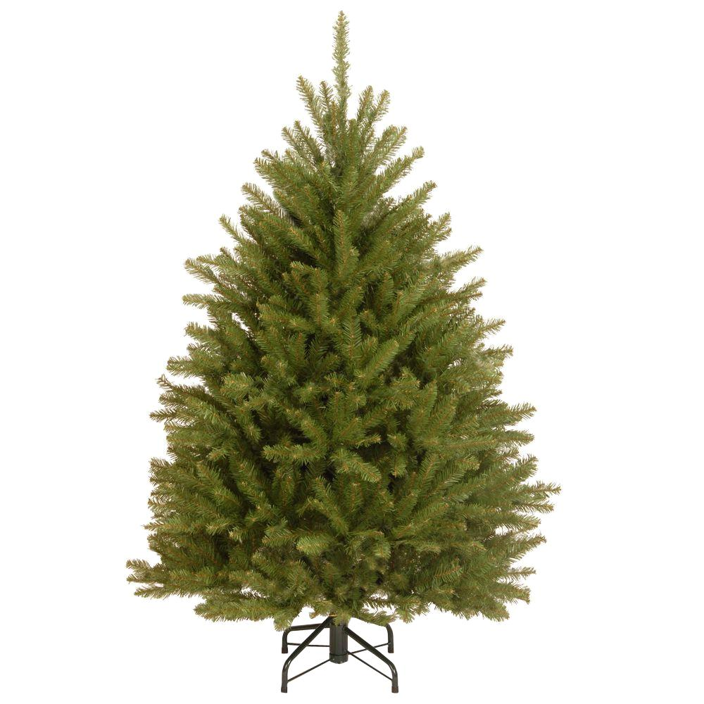 Home Accents Holiday 65 Ft Pre Lit Potted Artificial